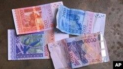 Togolese money