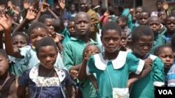 Malavi bolalari