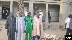 Арестованные в городе Кано нигерийцы, подозреваемые в причастности к радикальной исламистской группировке «Боко харам»