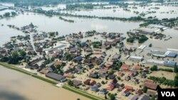 Sveobuhvatne poplave u Evropi