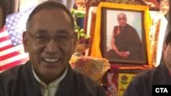 资料照:藏人行政中央驻北美办事处代表欧珠次仁(Ngodup Tsering)