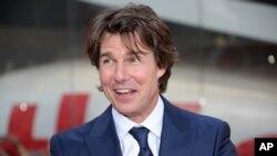 La más reciente película protagonizada por Tom Cruise, Misión Imposible 5, ha recaudado 400 millones de dólares en boletería.