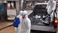 Diaspora Afrika Bantu Atasi Ebola