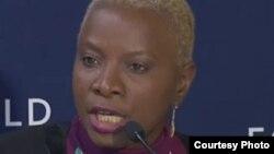 Angélique Kidjo est connue pour son militantisme