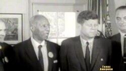 Кеннеді був вражений промовою Кінґа- свідок