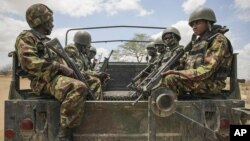 صومالیہ میں افریقی یونین کے فوجی (فائل)