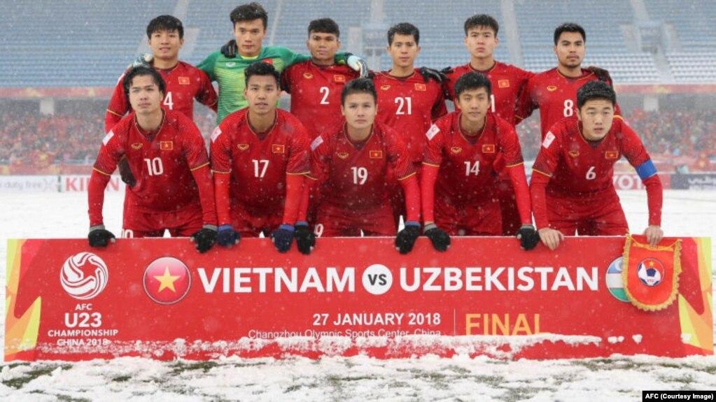 Đội tuyển Việt Nam và giấc mơ vòng chung kết World Cup