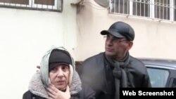 Leyla Yunus və Arif Yunus (foto Meydan TV)