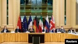 6 Nisan 2021 - İran'ın nükleer programıyla ilgili anlaşmaya ABD'nin yeniden dahil edilmesini görüşmek üzere anlaşmanın tarafları Viyana'da bir araya geldi