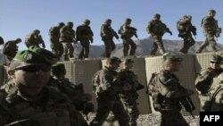 Lực lượng NATO ở Afghanistan