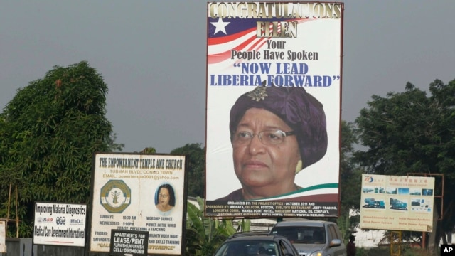 Liberia's President Ellen Johnson-Sirleaf ran for election in 2006 with the nation's high maternal death rate on her mind. She is now taking action, according to officials.