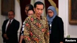 Presiden Jokowi akan membatalkan Perpres No. 39 tahun 2015 (foto: dok).