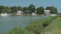 Virginia Town Forced to Adapt to Rising Seas