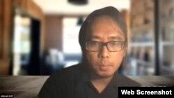 Co-lead LaporCovid-19 Ahmad Arif mengatakan penyebab lain pasien covid-19 meninggal saat isoman adalah keengganan pasien untuk pergi ke Faskes (VOA).