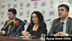 Daxuyaniya Berpirsên HDPê û Raporta Qayûman