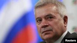 Lukoyl şirkətinin prezidenti Vahid Ələkbərov