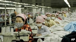 Garment export was expected to rise about 12 percent this year, compared to the year before, with tourism rising 12 percent over the same period, the Bank said.