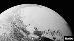High-Resolution Pluto Images
