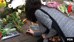 Belgians Mourn Terror Attack Victims