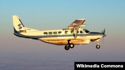 Pesawat pengintai Cessna C208B (foto: Wikipedia).