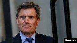 英國原秘密情報局局長約翰·索沃斯