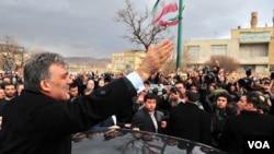 Prezident Abdullah Gülün 2011 Təbriz səfəri