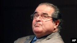 Hakim Agung Amerika Antonin Scalia (Foto: dok.)
