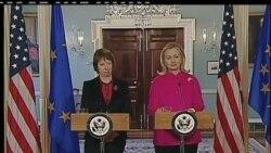 2012-02-18 美國之音視頻新聞: 美歐審慎回應伊朗要求恢復核談判