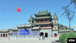 Džamija Na Jia Hu, jedna od najstarijih džamija u Kini