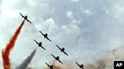بھارتی نیوی کا طیارہ گر کر تباہ