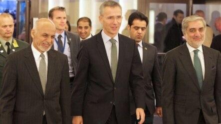 ماموریت حمایت قاطع ناتو در افغانستان شامل حدود ۱۲ هزار نفر از کشور های متحد و شریک ناتو میباشد.