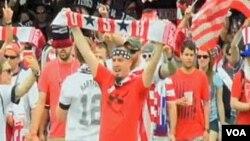 월드컵 앞두고, 축구 응원 열기 뜨거워