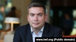Жером Ваше, голова представництва МВФ в Україні