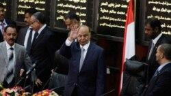 علی عبدالله صالح قدرت را به جانشینش واگذار کرد