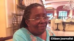 Martha Tholana Aids Activist