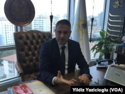 Osmanlı Ocakları Derneği Kurucu ve Uluslararası Başkanı Kadir Canpolat