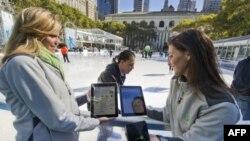 iPad вытесняет учебники