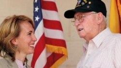 2012-01-23 粵語新聞: 美國國會女議員吉福茲計劃辭職