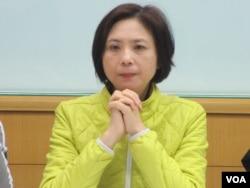 主妇联盟环境保护基金会董事长江妙莹