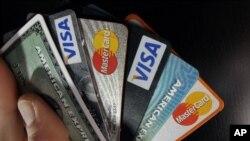 24 orang tersangka kasus penipuan kartu kredit lewat internet berhasil ditangkap di Amerika dan 13 lainnya di negara-negara lain (foto: ilustrasi).