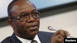 Ministan Man Fetur na Najeriya Dr. Emmanuel Ibe Kachikwu
