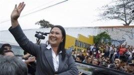 Keiko Fujimori, la hija del ex gobernante peruano busca se libere a su padre, alegando serios problemas de salud.