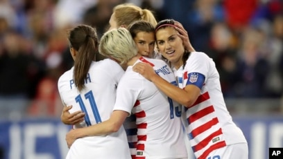 4683ca6f8bf Top Women s Soccer Players Take US Soccer to Court