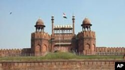 دہلی کا تاریخی لال قلعہ