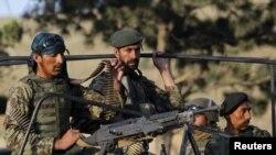 افغان فوج کے اہلکار