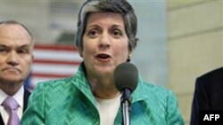 Bộ trưởng An ninh Quốc Nội Hoa Kỳ Janet Napolitano