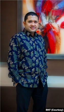 Kepala Badan Kebijakan Fiskal (BKF) Febrio Kacaribu. (Foto: BKF)