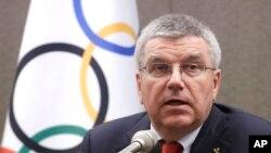Presiden Komite Olimpiade Internasional Thomas Bach. (Foto: dok)
