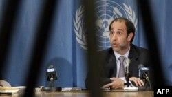 Chuyên gia nhân quyền Liên Hiệp Quốc Tomas Ojea Quintana