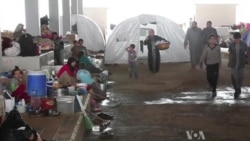 Syrian Refugee Camps in Turkey Strained, Over Crowded